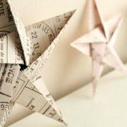 adornos de materiales reciclados