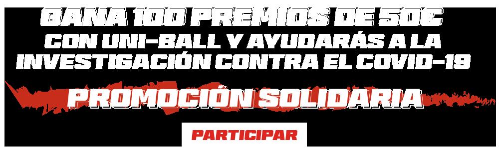 Promoción Uni-Ball